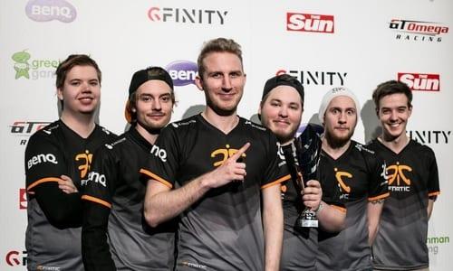 『Gfinity CS:GO Spring Masters II』でFnaticが優勝