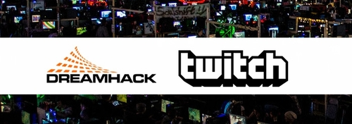 世界最大のデジタルフェスティバル『DreamHack』がストリーミング配信サイト『Twitch』との契約を更新