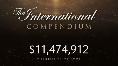 Dota 2公式世界大会『The International 2015』の賞金総額が1,100万ドル(約14億円)を突破、2014年大会を上回る規模に