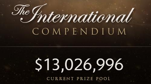 Dota 2公式世界大会『The International 2015』の賞金総額が1,300万ドル(約16億円)を突破