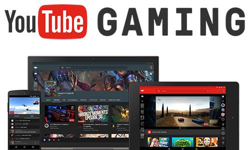 ゲーム向けの動画配信サービス『YouTube Gaming』が2015年夏にスタート