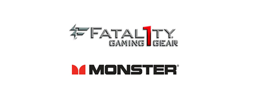 『Fatal1ty Gaming Gear』とオーディオ系メーカー『Monster』がパートナーシップ契約を締結、共同でゲーミングデバイスを展開