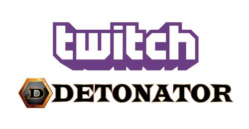 日本のプロゲームチーム『DeToNator』がゲーム専門ストリーミング配信サービス『Twitch』とパートナーシップチャンネル契約を締結