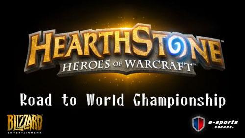 『Hearthstone World Championship』アジア予選 日本代表決定戦が7月に開催