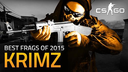 ムービー『CS:GO – Krimz – Best Frags of 2015』