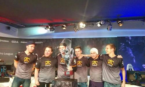 CS:GO大会『ESL ESEA Pro League Season 1 Finals』でFnaticが優勝