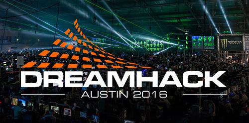 2016年5月開催『DreamHack Austin 2016』で、CS:GO、スマブラ、スト5のトーナメント実施決定