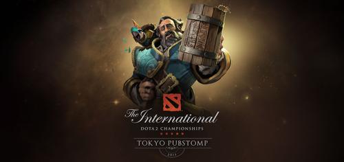 Dota 2世界大会『The International 2015』のパブリックビューイング「Tokyo Pubstomp」が8/8(土)~9(日)に開催