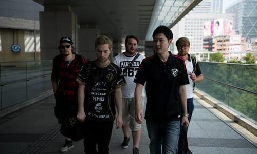 NiP来日レポートムービー『Ninjas in Japan - friberg & Xizt visit the EIZO HQ』公開
