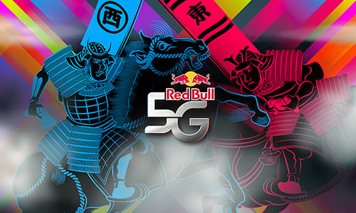 『Red Bull 5G 2015 FINALS』で西日本チームが優勝、2連覇を達成