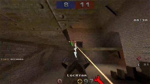 QuakeWorld大会『Thunderdome Season4』でLocKtarが優勝