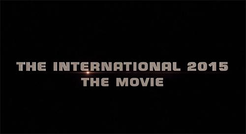 ムービー『Dota 2 The International 5 – The Movie』
