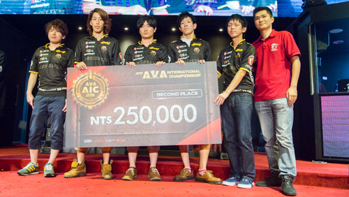 『Alliance of Valiant Arms』世界大会『AIC 2015』で日本代表DeToNatorがフルセットの末に世界2位に