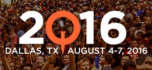 『QuakeCon 2016』の開催日が2016年8月4~7日に決定