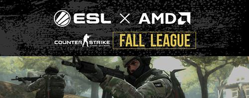 『AMD presents ESL Japan CS:GO Fall Open League』グループリーグDay1が9/25(金)19:30より開催