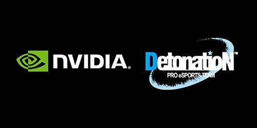 日本のプロeスポーツチームDetonatioNがNVIDIAとスポンサー契約、NVIDIA海外スタジオでのチーム強化展開も視野に