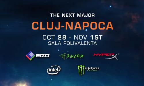 賞金総額25万ドルのCS:GO大会『DreamHack Open Cluj-Napoca』開催中