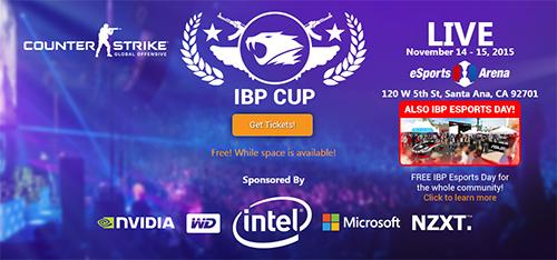 賞金総額10万ドルのCS:GOトーナメント『iBUYPOWER Invitational Cup』の出場8チームが決定