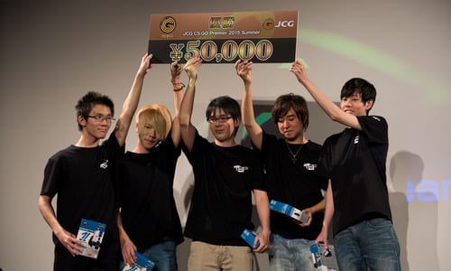 『JCG CS:GO Premier 2015 Summer』でTeam Rapture Playが王者DeToNatorを下し優勝