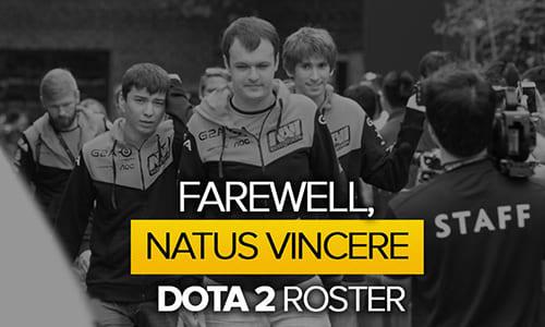 プロゲームチームNatus Vincereが低迷するDota 2部門の解散を発表、2011年の公式世界大会優勝チーム