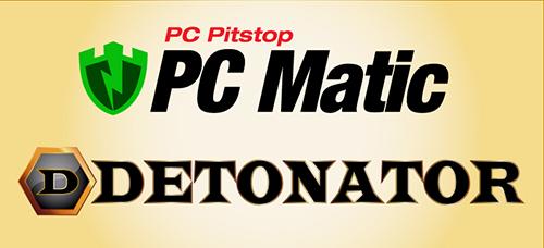 日本のプロゲーミングチームDeToNatorがPCセキュリティーソフト「PC Matic」とスポンサー契約を締結