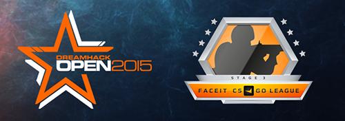 賞金総額25万ドル『FACEIT 2015 CS:GO League Season Finale』が開催中