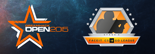 賞金総額25万ドル『FACEIT 2015 CS:GO League Season Finale』のグループ分け発表