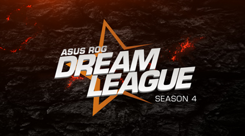 賞金総額15万ドルのDota 2大会『ASUS ROG DreamLeague Season 4』が11/26(木)~(土)に開催