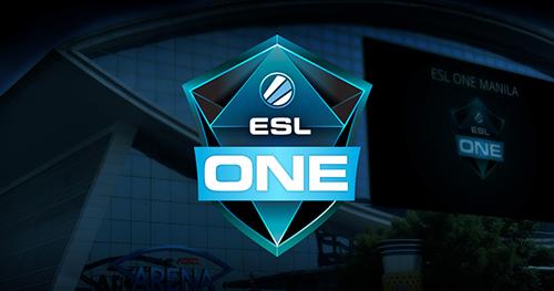 Dota 2大会『ESL One Manila 2016』が4/22(金)に開幕