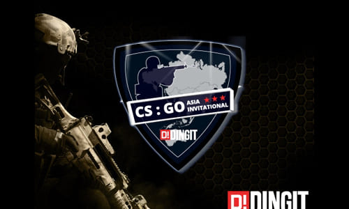 CS:GO大会『D!ngIT Asia Invitational Season 1』DeToNator vs TyLoo戦が1/3(日)21時より開始