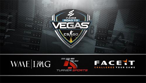 """アメリカのCATV局「Turner」のCS:GO大会『ELEAGUE""""Road to Vegas""""』が1/8(金)5:45より開催"""