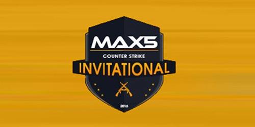 ブラジル最大規模のCS:GOの大会『MAX5 Invitational』が開催中
