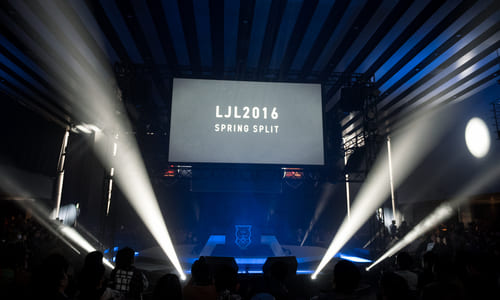 世界大会へのチケットをかけた『League of Legends Japan League 2016 Spring Split』が開幕