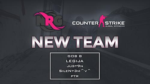 LoLのNA LCS出場チームNRG eSportsがCS:GO部門を設立、ex-Methodのメンバーと契約