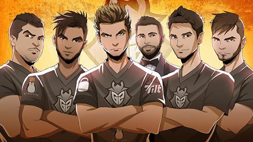 G2 Esportsが新たなCS:GOチームを結成、元Titanのメンバーと契約