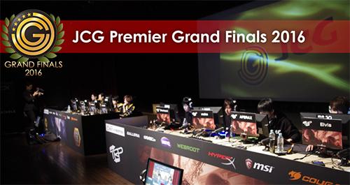 年間王者決定戦『JCG Premier Grand Finals 2016』オフライントーナメントが3/12(土)に豊洲PITで開催