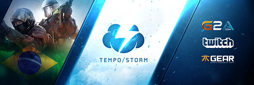 アメリカのプロチームTempo StormがCS:GO部門を再結成、ブラジルGames Academyのメンバーと契約