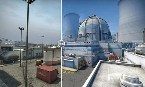 『Counter-Strike: Global Offensive』の新オペレーション「Wildfire」開始、マップ「Nuke」のリニューアル版公開