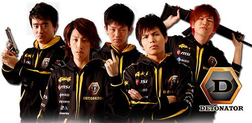 台湾プロリーグ『A.V.A Elite League 2016』に挑む日本「DeToNator」の開幕戦対戦相手が台湾最強「ahq e-Sports Club」に決定