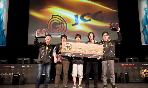 『JCG Premier Grand Finals 2016』CS:GO部門でDeToNatorが優勝し2015年度王者に