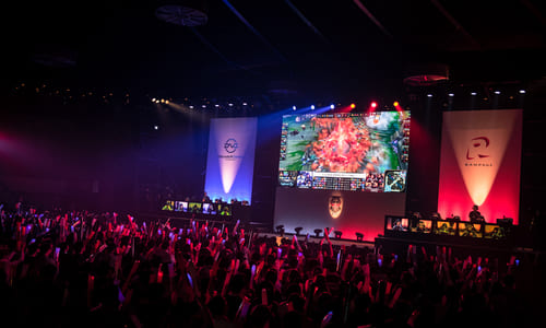 『LJL 2016 Spring Split Final』でDetonatioN FocusMeが優勝、ファンの大歓声が国立代々木競技場第二体育館を包む