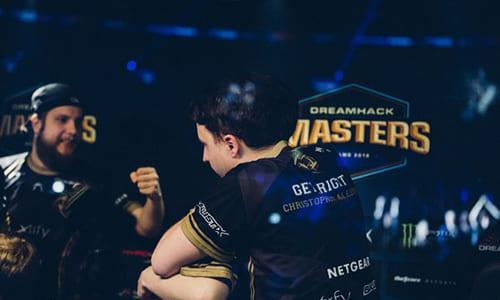 『DreamHack Masters Malmö』CS:GOでNiPが優勝、約1年半ぶりのビッグタイトル獲得