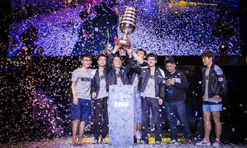 Dota 2大会『ESL One Manila 2016』で中国Wings Gamingが優勝