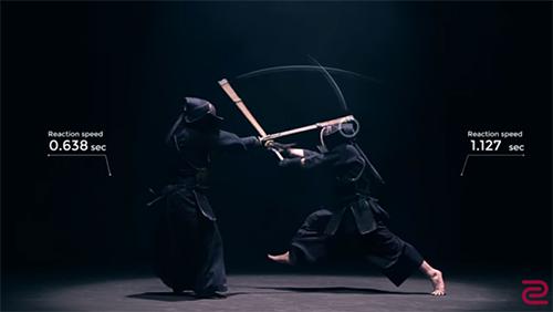 『ZOWIE』がゲーミングモニタ応答速度の重要性をわかりやすく剣道に例えたCM映像を公開