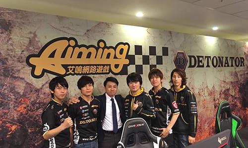 プロリーグ『A.V.A Elite League 2016 Spring』で日本DeToNatorのプレーオフ進出が確定的に