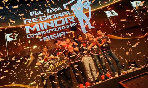 CS:GOメジャーアジア予選『PGL KeSPA Regional Minor Championship: Asia』でTyLooが優勝