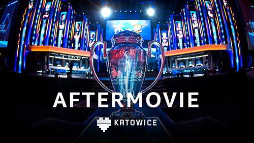 ムービー『Katowice 2016   Official Aftermovie』