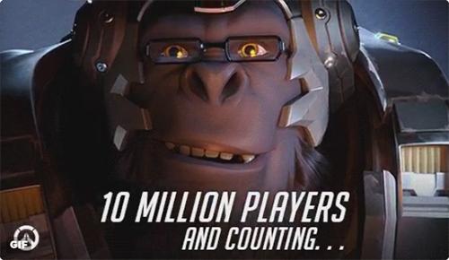 世界中からヒーロー集結『Overwatch』のプレーヤー数が1,000万を突破、約2週間ほどで300万ユーザー増加