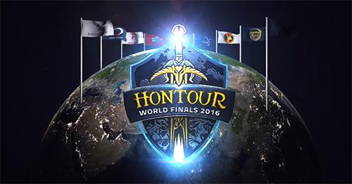 『Heroes of Newerth』世界大会『HoN Tour World Finals 2016』が6/18(土)、19(日)にタイで開催