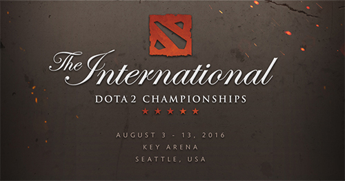 Dota 2世界大会『The International 2016』最終日が8/14(土)2時開始予定、優勝賞金は約9億円